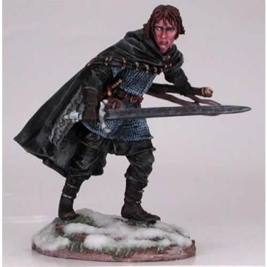 Jon Snow Miniature George R.r. Martin Masterworks Dark Sword Miniatures