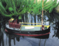 Trilight Puffer - Model Ship Kit by Deans Marine