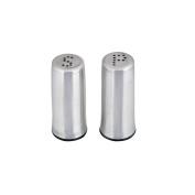 Kosma Stainless Steel Salt and Pepper Shaker Set - 8 x 3cm