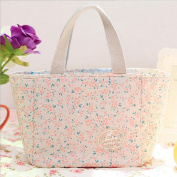 Kingko® Portable Food Carriers Insulated Thermal Cooler Lunch Box Kitchen Organisation Carry Tote Picnic Case Storage Bag