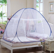 Bekith Portable Folding Pop Up Mosquito Net for Bed Guard Tent Anti Mosquito Bites for Babies Toddlers Kids Adult