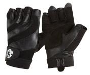 Scorpion Power Lifting Strike Men's Weights Lifting Gloves Leather Power Lifting Gloves