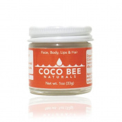 Coco Bee Naturals SPF 30 Natural Moisturising Sun Protection, High, 30ml