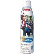 Pure Sun Defence Marvel Avengers Sunscreen Spray, SPF 50, 180ml