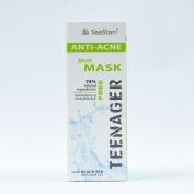 SeaStars Black Sea Acne Treatment Body and Facial Hydrating Mud Mask Teenager
