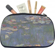 Water Lilies by Claude Monet Makeup Bag - Medium