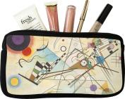 Kandinsky Composition 8 Makeup Case - Small