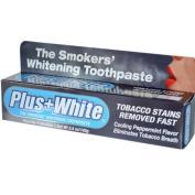 PLUS+WHITE SMOKERS T/P PPRMNT Size