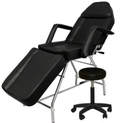 Beauty Salon Spa Bed Chair With Stool