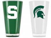 Michigan State Spartans Tumblers - Set of 2