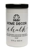 FOLKART Chalk Finish Paint, 950ml, Cottage White