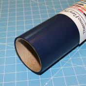 ThermoFlex Plus Navy 38cm x 0.9m Iron on Heat Transfer Vinyl by Coaches World