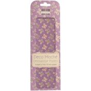 """Deco Mache Paper 26cm """"X14.190cm """" 3/Pkg-Dreamcatcher, Butterflies"""