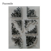 Clear Transparent Stamp DIY Scrapbooking/Card Making/Christmas Decoration Supplies K0159