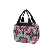 Floral Garden Print NGIL Insulated Lunch Bag