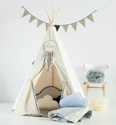 New design children playhouse children play room kids play tent indian teepee teepee