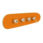 Perfect coat rack for a skater's room, it can be the best birthday gift for your skater boy or skateboarder girl