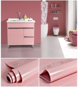 Creative Covering Self-Adhesive Vinyl Shelf and Drawer Liner Glossy Contact paper for Kitchen Cabinets Drawers Countertops Pantry 60cm by 4.9m
