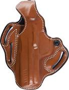 DeSantis Thumb Break Mini Slide Holster Kimber Micro 9, Sig P938 Leather