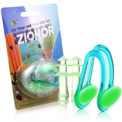 ZIONOR E1 Swimming Ear Plugs and Nose Piece