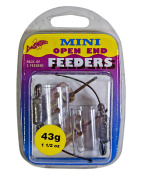 Dinsmores Mini Open End Feeder (Pack of 2) - Transparent, 43 g