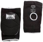 Metal Boxe Junior Knee Pads - Black