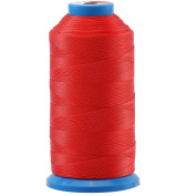 Selric [1500 Yards/Coated/No Unravel Guarantee/19 Colours Available] Heavy Duty Bonded Nylon Threads #69 T70 Size 210D/3 for Upholstery, Leather, Vinyl, and Other Heavy Fabric