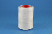 25m of SILVER RITZA 25 Tiger Wax Thread for Leather Hand Sewing 4 Sizes Available
