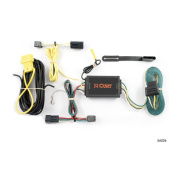 CURT Manufacturing 56026 Wiring T-Connectors; Powered Converter; 3-Wire System; Instal Time 30 min.;