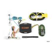 CURT Manufacturing 56022 Wiring T-Connectors; Powered Converter; 3-Wire System; Instal Time 30 min.;