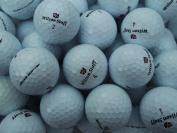 24 Wilson DX2 / DX3 Golf balls - Pearl Grade A lake Balls