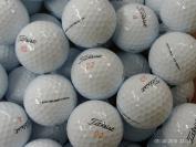"24 Titleist Velocity Golf Balls ""2016 / Latest Model"" - Pearl / Grade A Lake Balls"