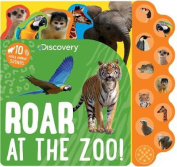 Discovery Roar at the Zoo! [Board book]