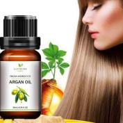 ROPALIA Hair Care Moroccan Pure Argan Oil Treatment Dry Damaged Hair Repair Hair Oil