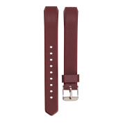Mandystore Replacement Wrist Band Silicon Strap Clasp for Fitbit Alta HR Smart Watch