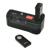 Jupio JBG II/S006 Battery Grip for Sony A7 A7R II VG C2EM Black