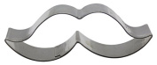 decolordulce Whisker Biscuit Cutter, Stainless Steel, Silver, 13 x 10 x 3 cm