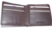 Mala Leather ORIGIN Collection Leather Wallet Bi-Fold With RFID Protection 110 / 5