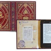 Harry Potter Gryffindor themed hardback book kindle case