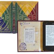 Hogwarts House Harry Potter Themed Kindle Case