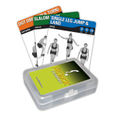 Fitdeck Exercise Playing Cards for Guided Home Workouts