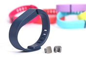Liroyal Fitbit FLEX Replacement Wristband and Clasp Large Size