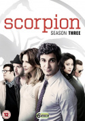 Scorpion: Season Three [Region 2]