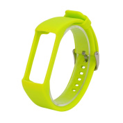 UEB Replaceable Watch Band, Replacement Wrist Strap Silicone Band Buckle For Polar A360 Fitness Tracker