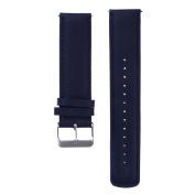 UEB Leather Strap Replaceable Watch Band for Garmin Fenix Chronos