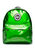 HYPE Backpack   HOLOGRAPHIC GREEN   NEW School Travel Day bag