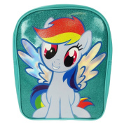 Officially Licenced Children's My Little Pony Rainbow Dash Character Backpack