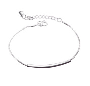 Hosaire Bracelet Fashion Crystal Charm Silver Elbow Chain For Womens Girls Party Jewellery-The Most Eye Catching
