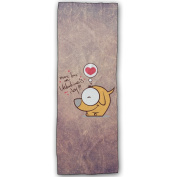 More Love On Microfiber Yoga Mat
