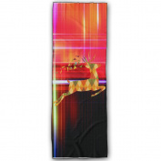 Colour Moose Beach Yoga Mat